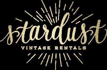 Stardust Vintage Rentals Logo