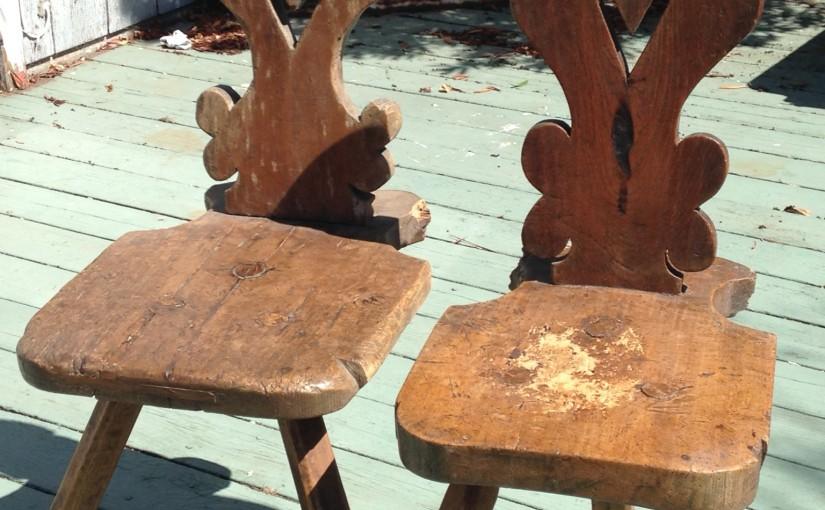 dutch chairs