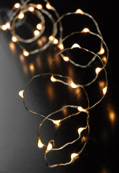 Fairy lights battery operated - Stardust