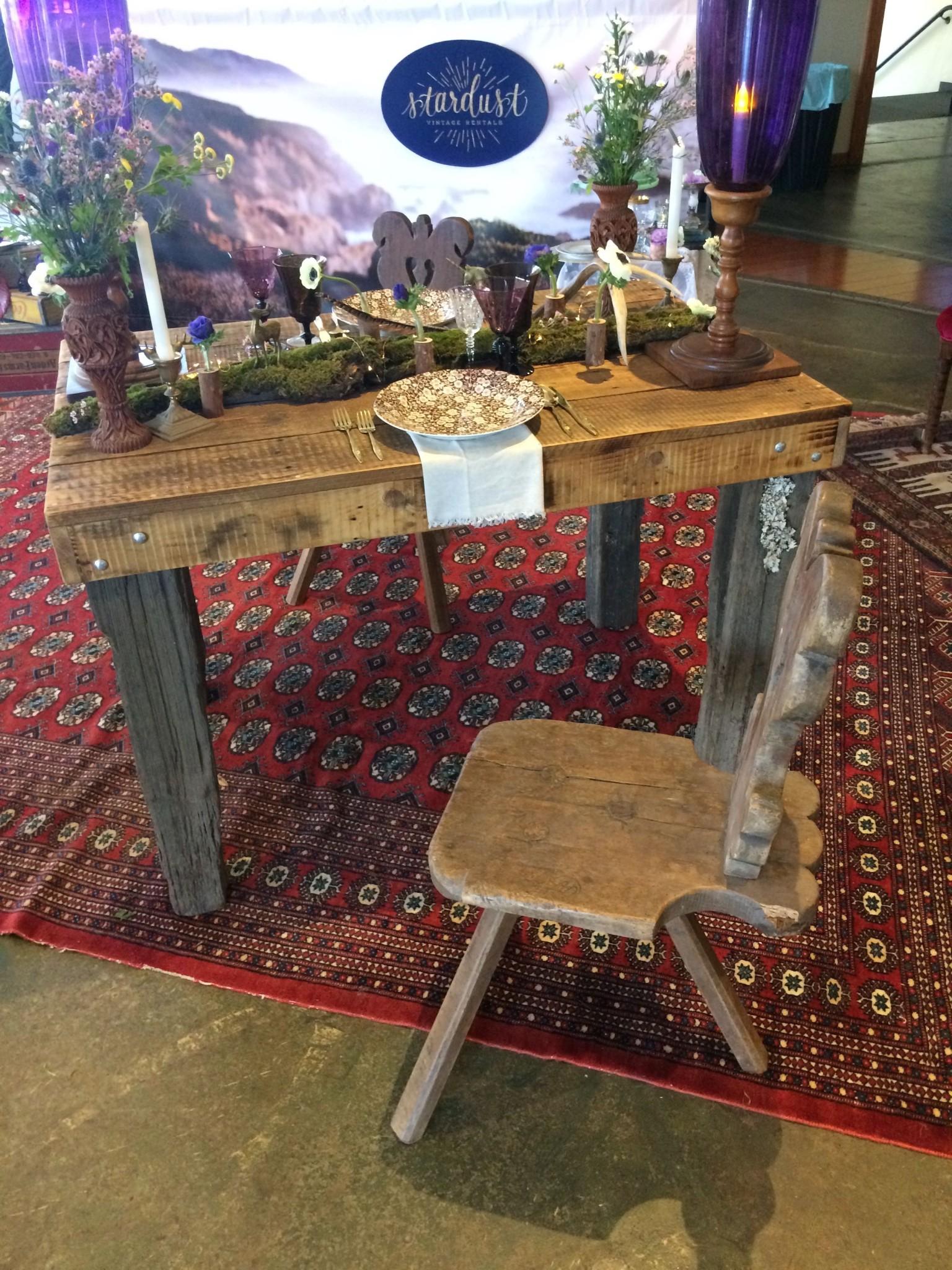 german table 4ft