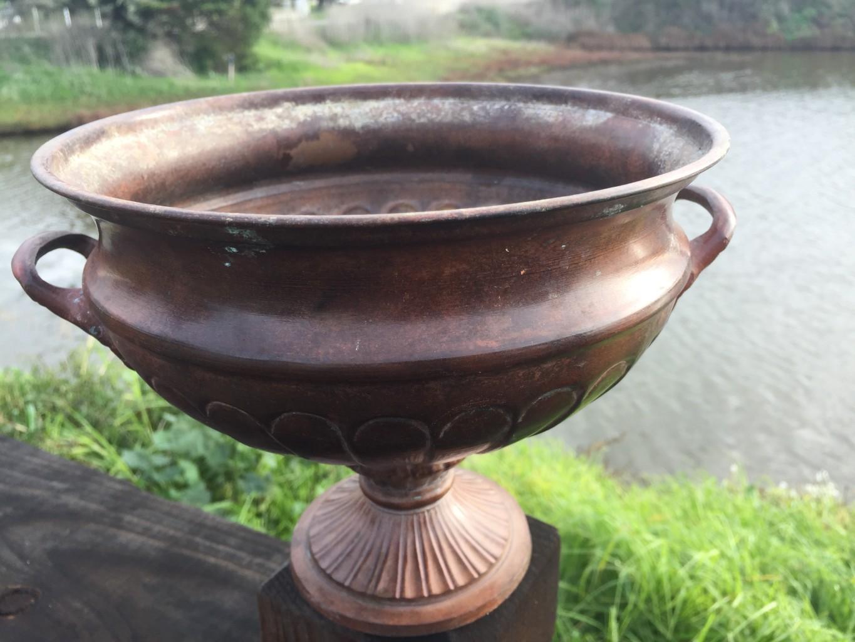 copper urns