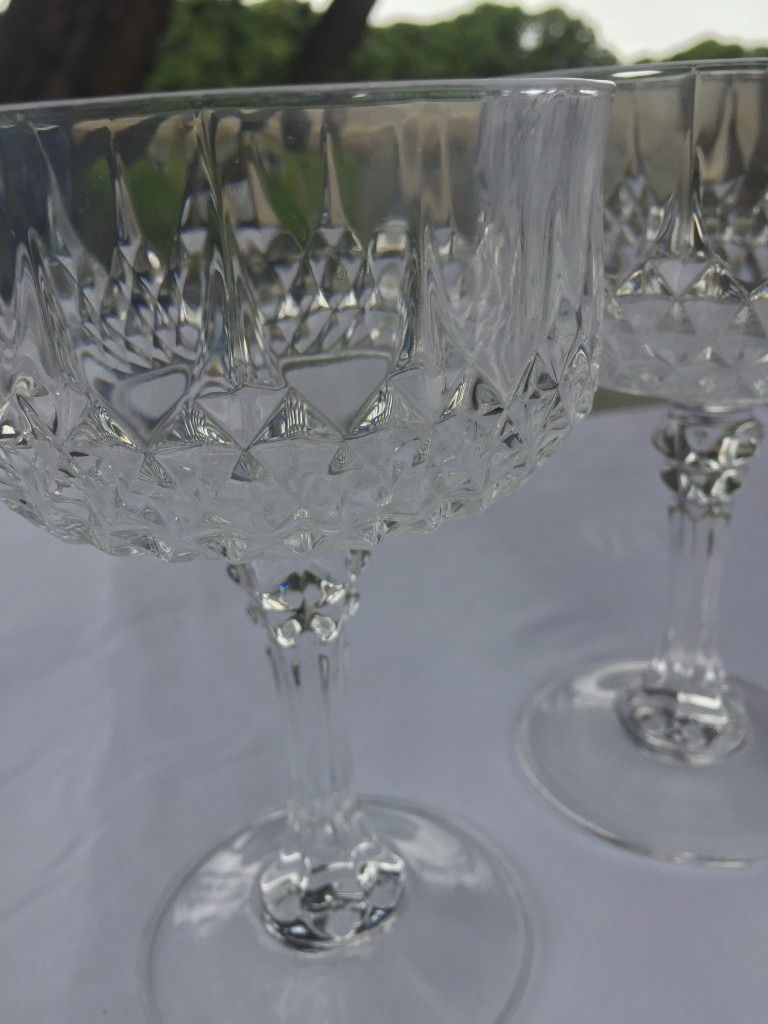 crystal champagne coupe 2