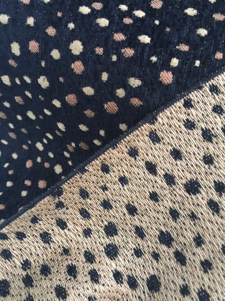 dotted tablecloth2